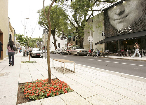 Rua Oscar Freire by Estudio Capanema