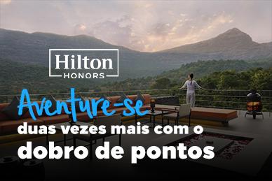 GANHE O DOBRO DE PONTOS