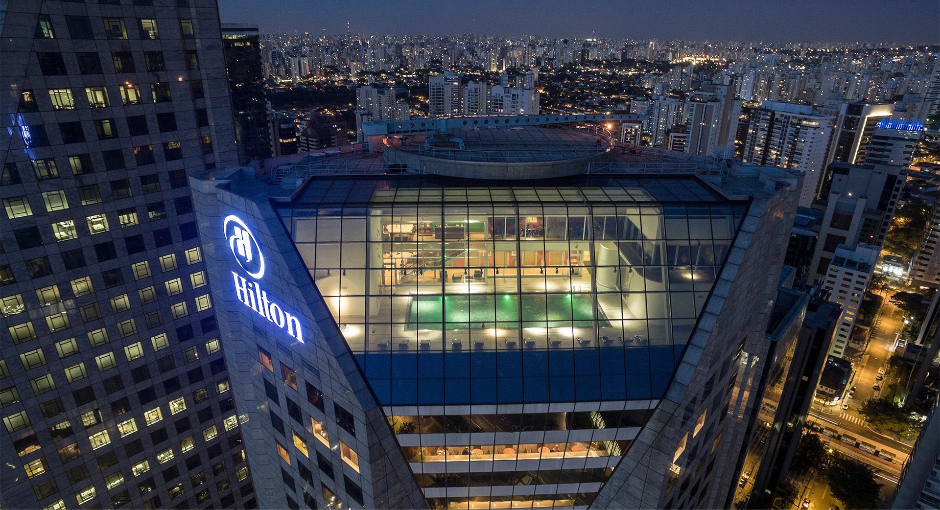 Hilton São Paulo Morumbi Hotel: Hotéis em São Paulo